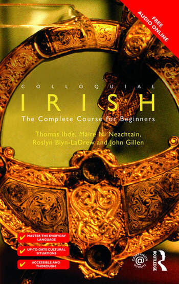 Colloquial Irish The Complete Course for Beginners book cover