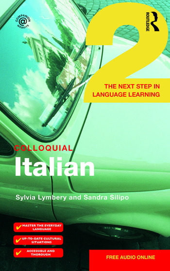 Colloquial Italian 2 The Next Step in Language Learning book cover