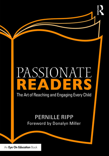 Passionate Readers The Art of Reaching and Engaging Every Child book cover