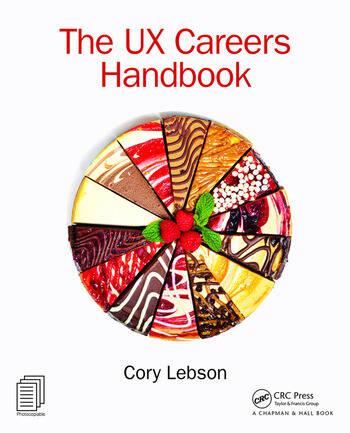 The UX Careers Handbook book cover