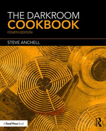 The Darkroom Cookbook book cover