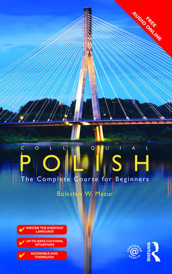 Colloquial Polish The Complete Course for Beginners book cover