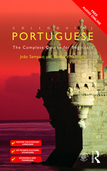 Colloquial Portuguese The Complete Course for Beginners book cover