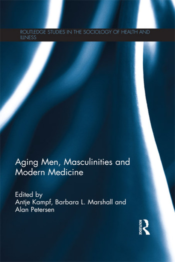 Aging Men, Masculinities and Modern Medicine book cover