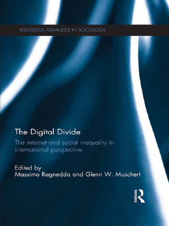 The Digital Divide The Internet and Social Inequality in International Perspective book cover