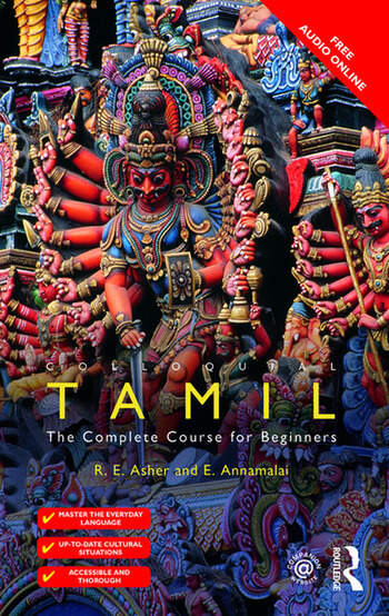 Colloquial Tamil The Complete Course for Beginners book cover