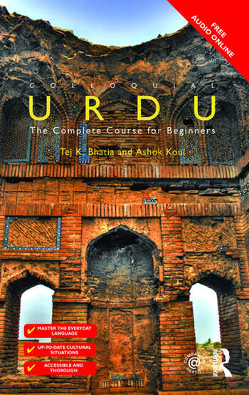 Colloquial Urdu The Complete Course for Beginners book cover
