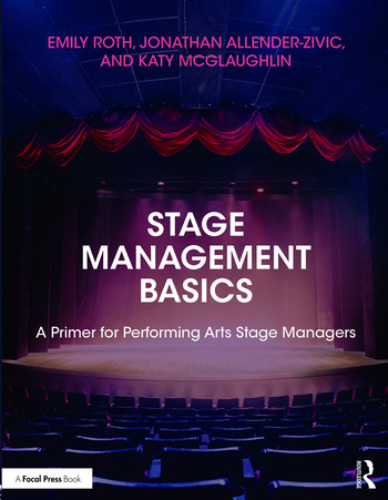 Stage Management Basics A Primer for Performing Arts Stage Managers book cover