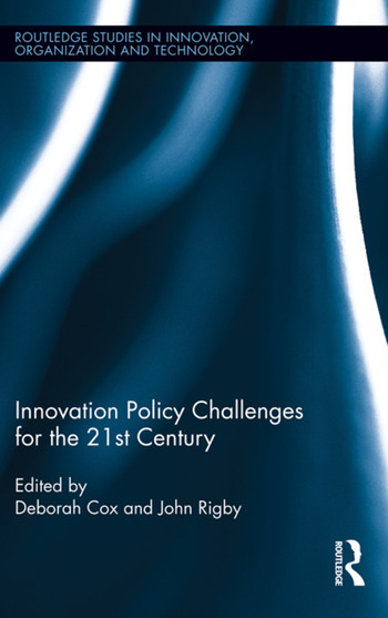 Innovation Policy Challenges for the 21st Century book cover