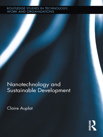 Nanotechnology and Sustainable Development book cover
