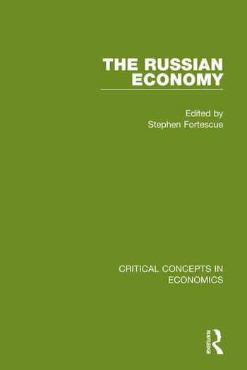 The Russian Economy book cover