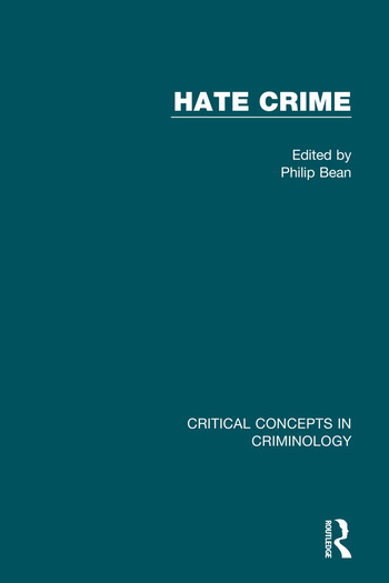 Hate Crime book cover