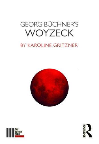 Georg Büchner's Woyzeck book cover