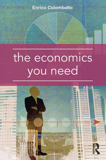 The Economics You Need book cover