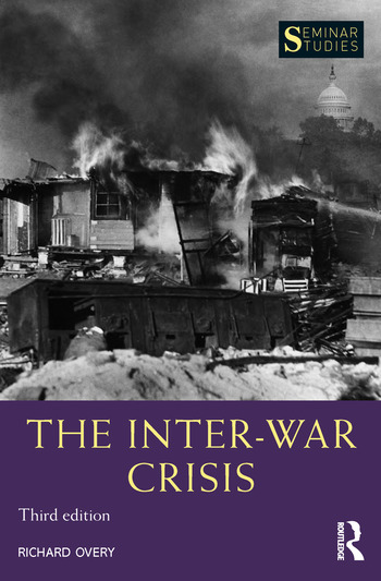The Inter-War Crisis book cover
