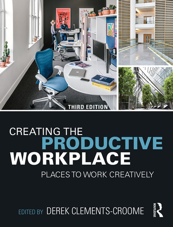 Creating the Productive Workplace Places to Work Creatively book cover