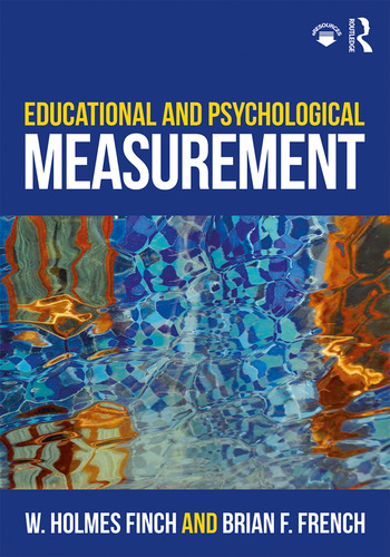 Educational and Psychological Measurement book cover