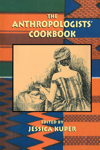 Anthropologist'S Cookbook book cover