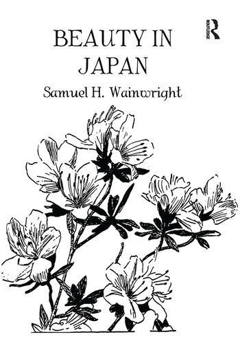 Beauty In Japan book cover