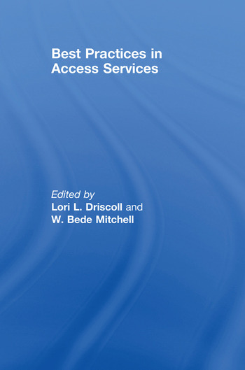 Best Practices in Access Services book cover