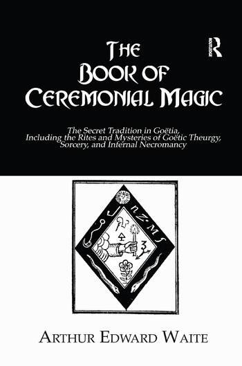 Book Ceremonial Magic book cover