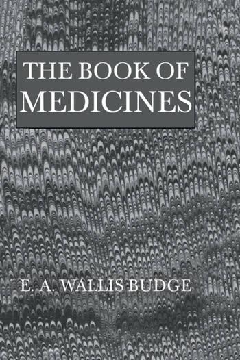 Book Of Medicines book cover