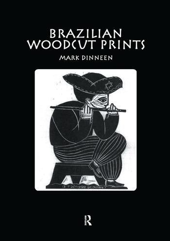 Brazilian Woodcut Prints book cover