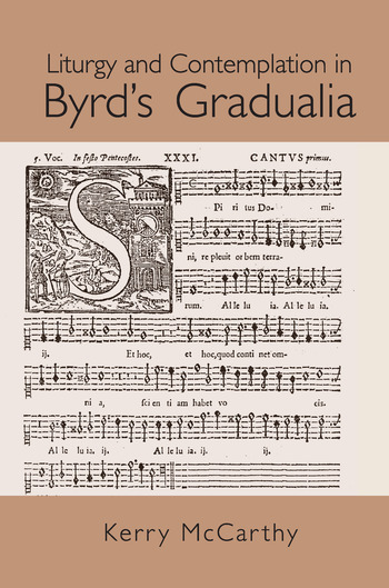 Liturgy and Contemplation in Byrd's Gradualia book cover