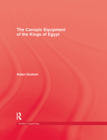 Canopic Equipment Of The Kings O book cover