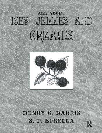 About Ices Jellies & Creams book cover