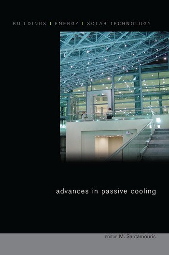 Advances in Passive Cooling book cover