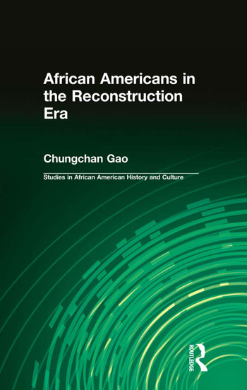 African Americans in the Reconstruction Era book cover