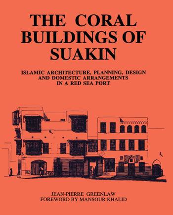 Coral Buildings Of Suakin book cover