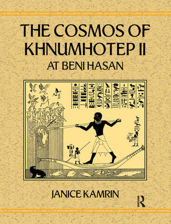 Cosmos Of Khnumhotep book cover