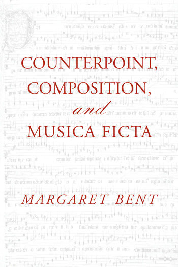 Counterpoint, Composition and Musica Ficta book cover
