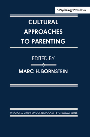 Cultural Approaches To Parenting book cover