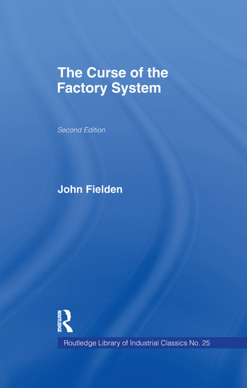 Curse of the Factory System book cover