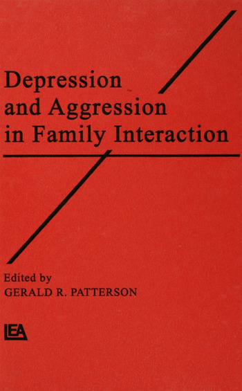 Depression and Aggression in Family interaction book cover
