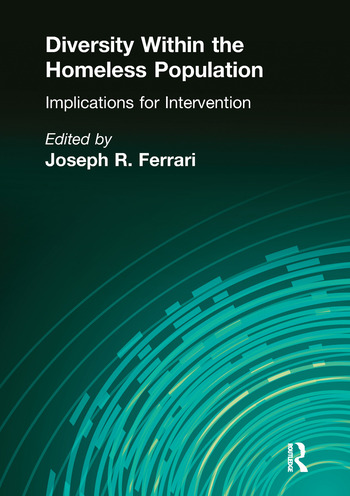Diversity Within the Homeless Population Implications for Intervention book cover