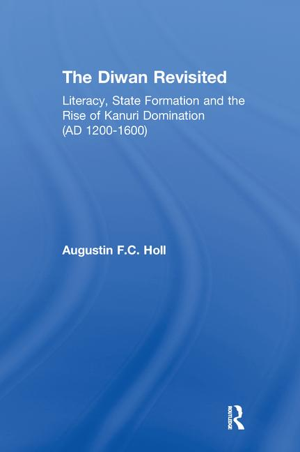 Diwan Revisited book cover