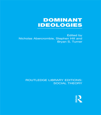 Dominant Ideologies book cover