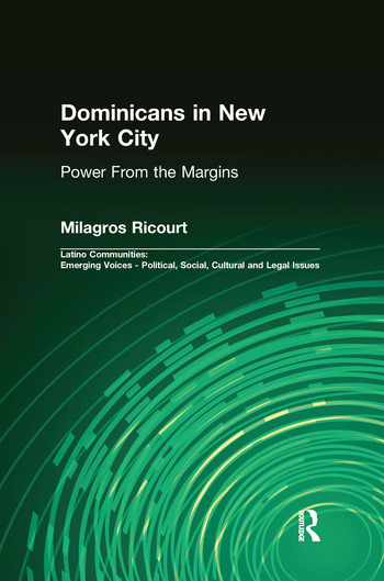 Dominicans in New York City Power From the Margins book cover