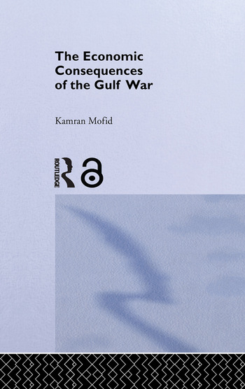 The Economic Consequences of the Gulf War book cover