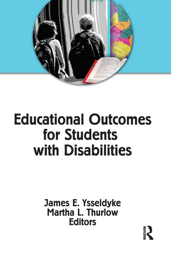 Educational Outcomes for Students With Disabilities book cover