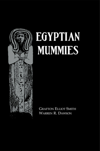 Egyptian Mummies book cover