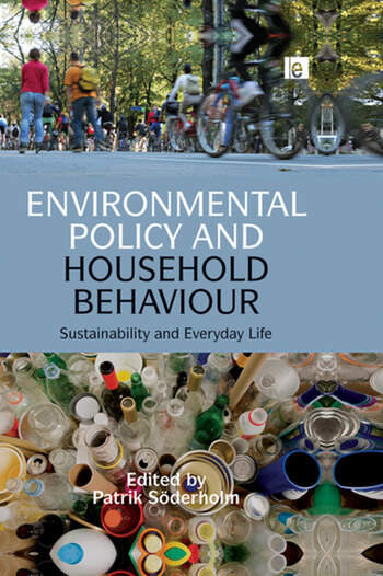 Environmental Policy and Household Behaviour Sustainability and Everyday Life book cover