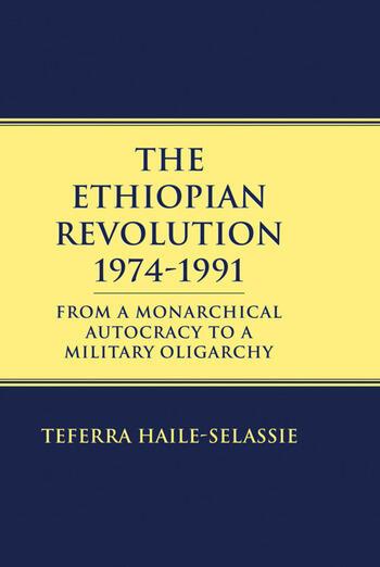 Ethiopian Revolution book cover