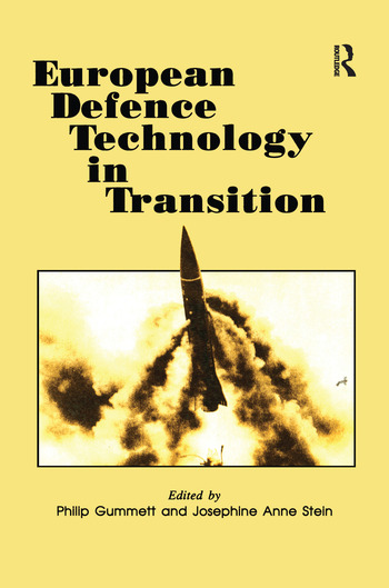 European Defence Technology in Transition book cover