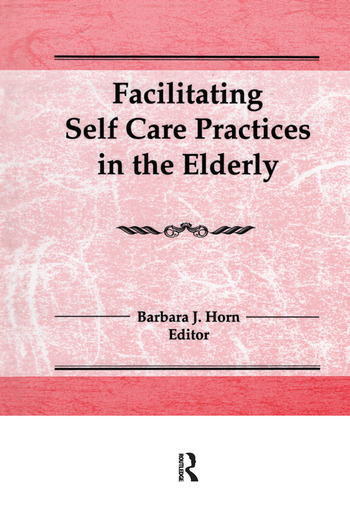 Facilitating Self Care Practices in the Elderly book cover