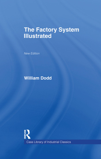 Factory System Illustrated book cover